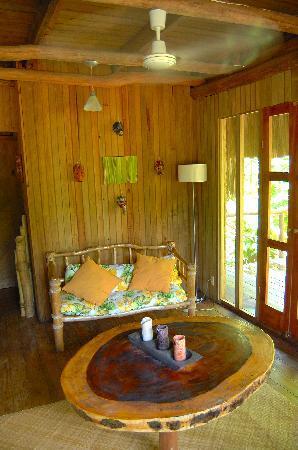 Isla Xalaja: la sala