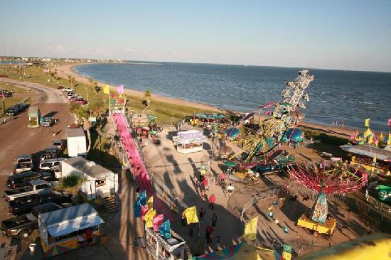 Rockport, TX: seafair