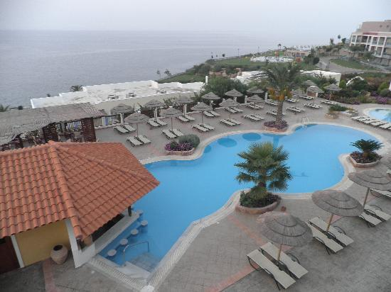 Dimitra Beach Resort Hotel: room view