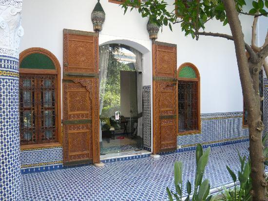 Palais Amani: Our room