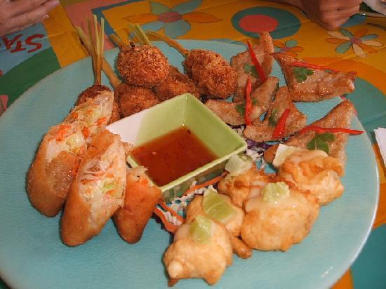GITANO Restaurant & Love : Entree selection