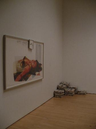 San Francisco Museum of Modern Art (SFMOMA): Art is to be found on every place !
