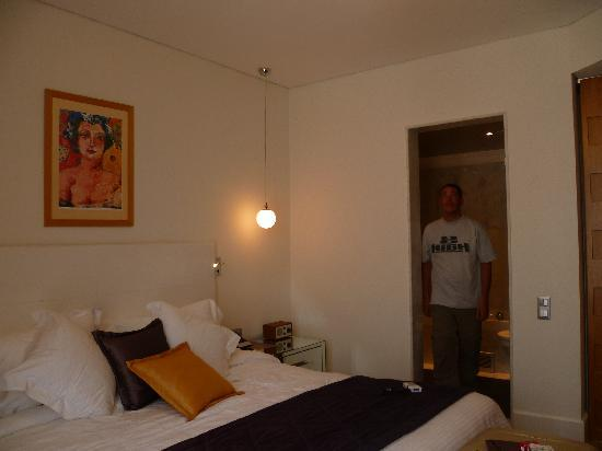 The Excelsior: chambre d'hôtel