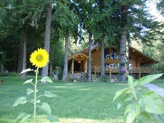 Western Pleasure Guest Ranch: Western Pleasure Lodge