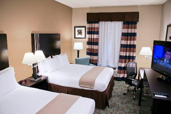 Holiday Inn Express Hotel & Suites Houston NW-Beltway 8-West Road: Guest Room