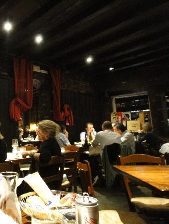 Ristorante Rosa Rossa: dinning area