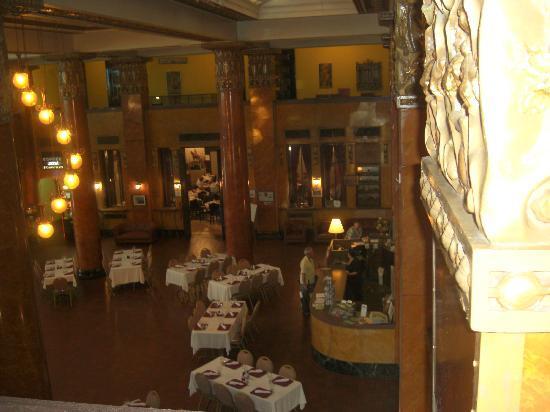 Gadsden Hotel: foyer