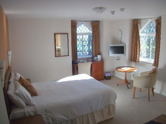 The Norfolk Arms: Bedroom