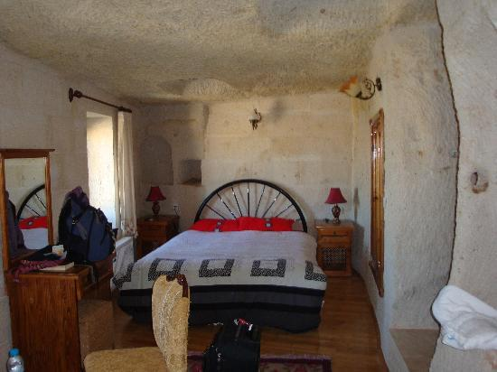 Arif Cave Hotel: room in the fairy chimmey
