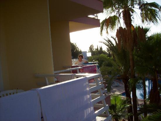 Globales Palmanova: hotel rm view