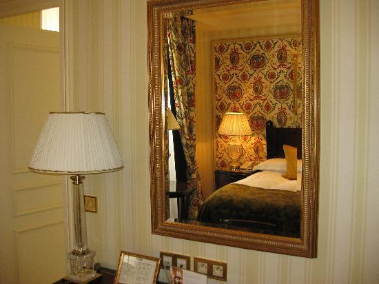 InterContinental Paris Le Grand : room