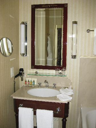 InterContinental Paris Le Grand: bathroom