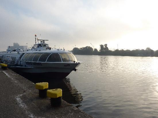 Swinoujscie, Polonia: Bosman Express