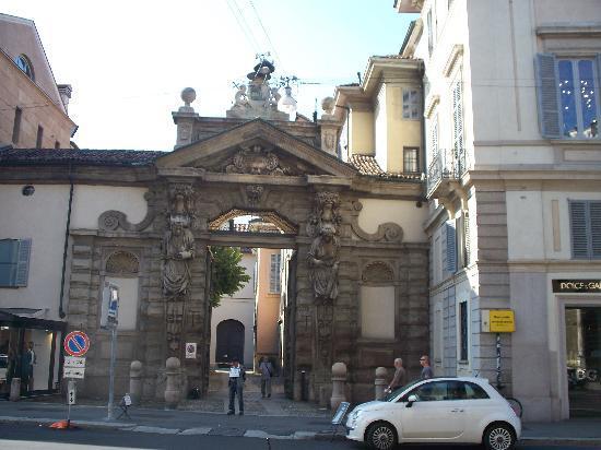 Corso Venezia : seminario
