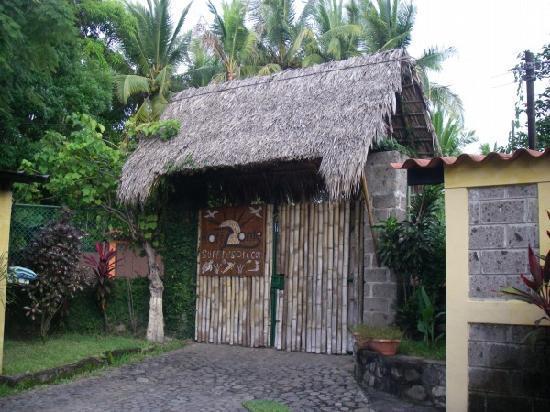 El Zonte, El Salvador: 入口の写真