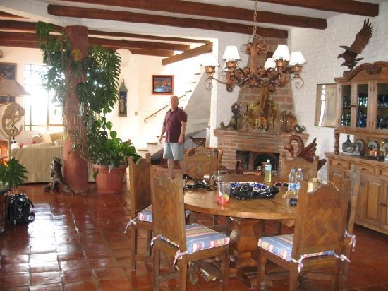 Casa Cordelli Villas: the inside of our house we stayed in