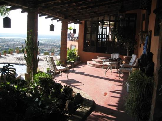 Casa Cordelli Villas: my favorite place to relax and watch the sunset