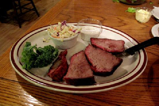 Angel's Restaurant : Smoked Tri-tip dinner