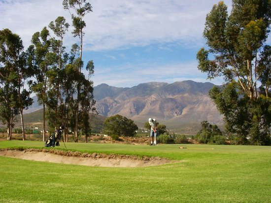 ‪Montagu Golf Club‬