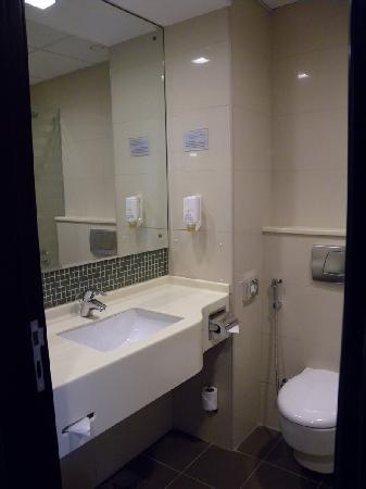 Citymax Hotels Al Barsha: Bathroom