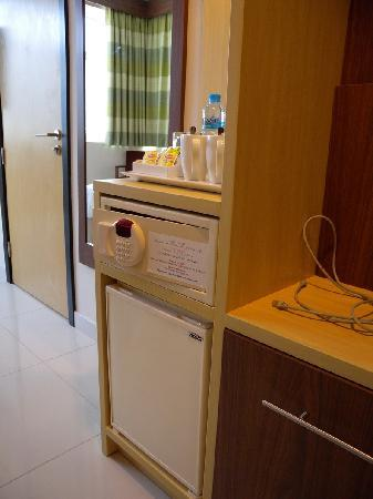 Citymax Al Barsha: Mini Fridge