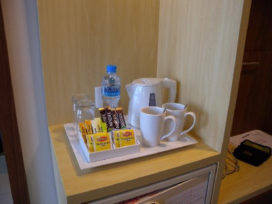 Citymax Hotels Al Barsha: Complimentary Tea - Coffee (Replaceable)
