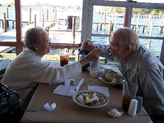 Calypso Bay Crab House: Congratulations 68 years together