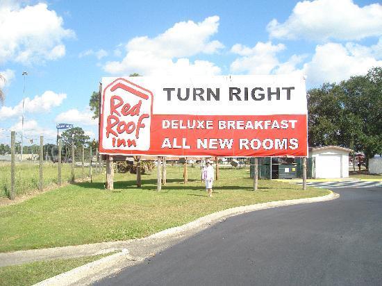 Red Roof Inn U0026 Suites Brunswick I 95: Good Location