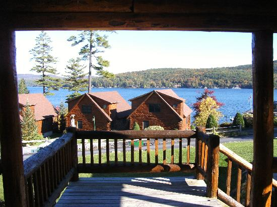 Lodges at Cresthaven: View From Our deck
