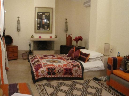 Dar Charkia: the next room we stayed in