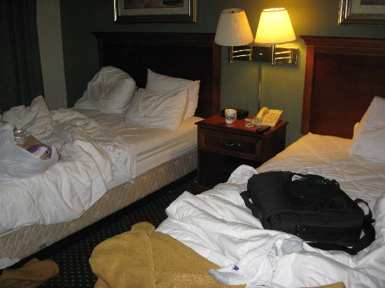 Quality Inn & Suites Lexington: beds