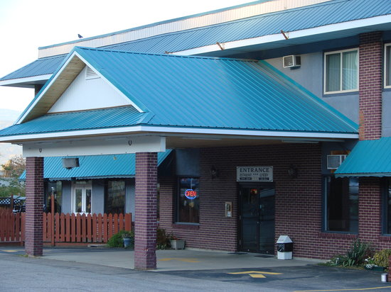 Canadas Best Value Inn & Suites- Castlegar: MAIN PIC
