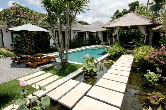 Villa Seriska Satu, Sanur: Villa Seriska Bali