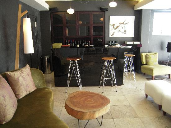 Kensington Place : bar/lounge