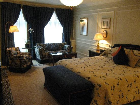 Mandarin Oriental Hyde Park, London: Knightsbridge King room