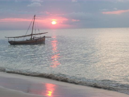 Butiama Beach: The unforgettable sunsets