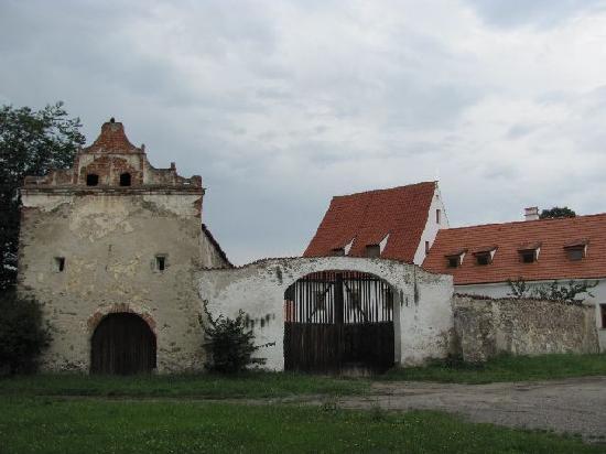 Fortified Settlement Stekre: tvrz