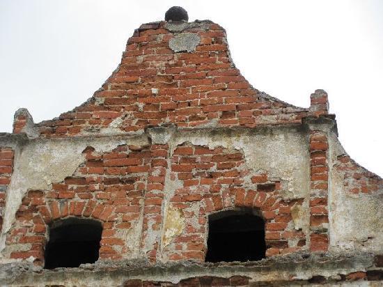 Fortified Settlement Stekre: detail