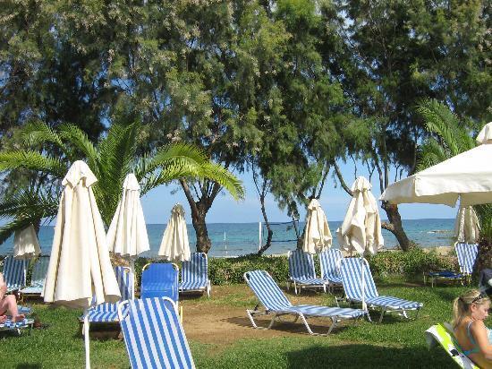 Dessole Malia Beach Hotel: la plage à deux pas