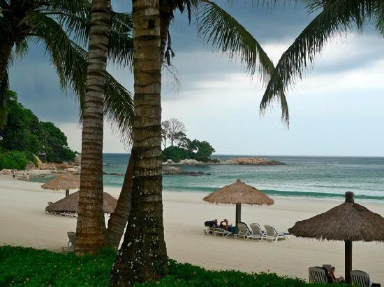 Club Med Bintan Island : Took this photo on our last day...