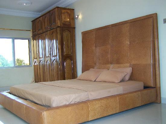 Wavecrest Hotel Gambia: Bedroom