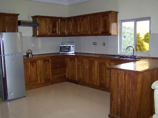 Wavecrest Hotel Gambia: Kitchen