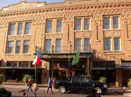 Best Hotel Fort Worth Stockyards