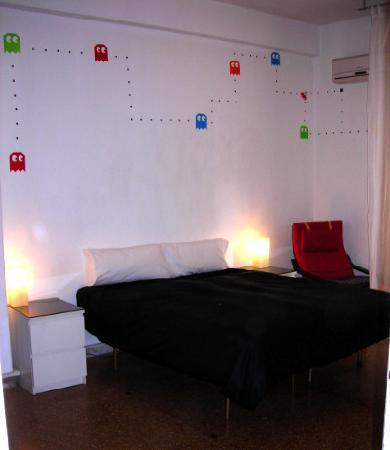 Rome Best BB: Pacman Room