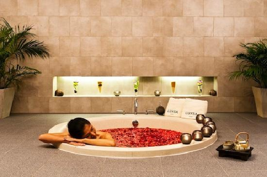 Total Relaxation at Luxsa Spa