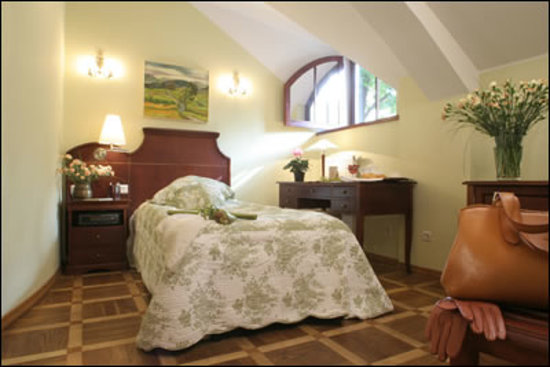 Maltański Hotel: Room