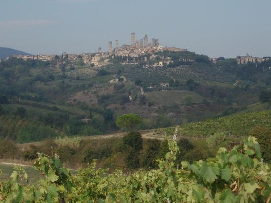 سان جيميجنانو, إيطاليا: San Gimignano