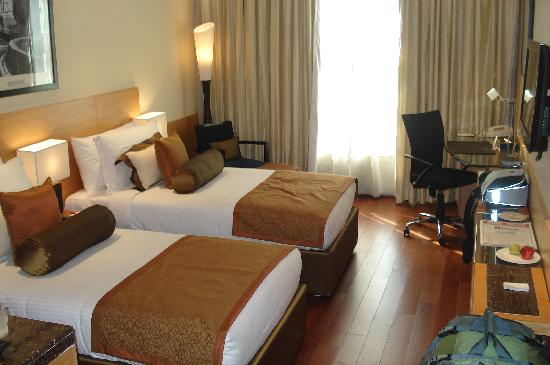 Radisson Blu Marina Connaught Place: Our Room