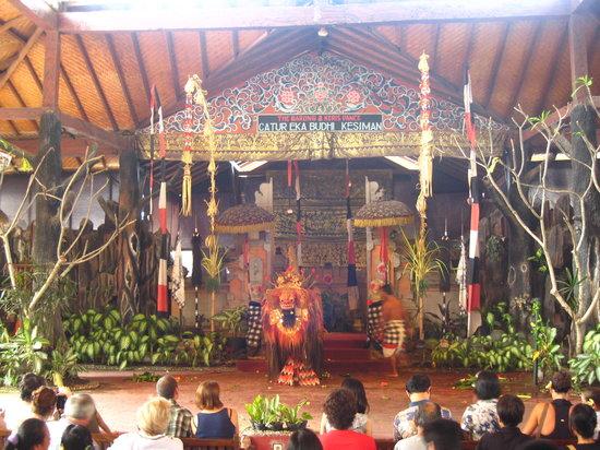 Sanur, Indonesia: 劇場