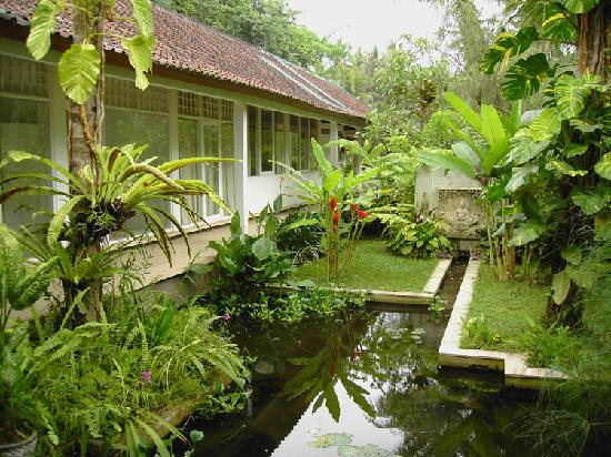 Jiwa Damai Organic Garden & Retreat: Jiwa Damai Bali Garden